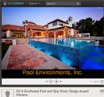 2014 Southwest Pool and Spa Show Design Awards
